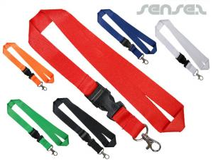 Lanyard with Detachable Buckle (2cm)