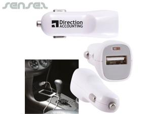 Vroom USB Car Chargers