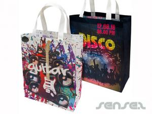 Full colour Non Woven Bags (medium)