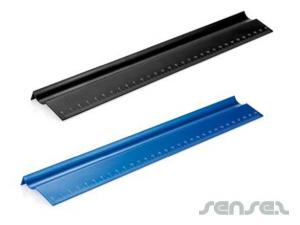 2 in 1 Aluminium Rulers