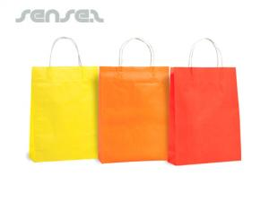 Colour Paper Bags (Medium)