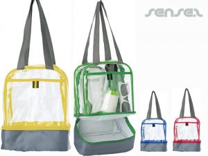 Transparente Lunch Bags