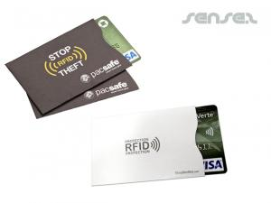RFID Creditcard Protection Sleeves