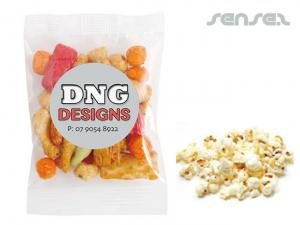 Popcorn in Clear Polybags (25 g)