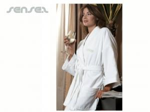 Deluxe Terry Towel Bathrobes