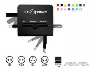 Universal Travel Power Adapters