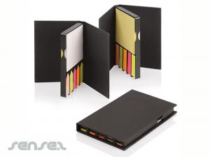 Sticky-Note Books