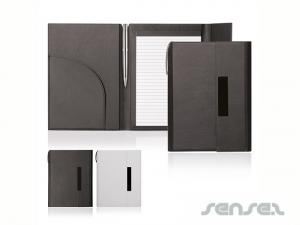 Slick A5 Notepad Folders