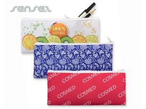 Eco Pencil Cases (full colour print)